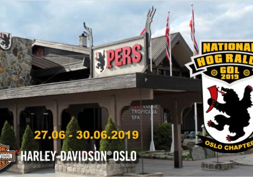 National Rally 2019 Gol
